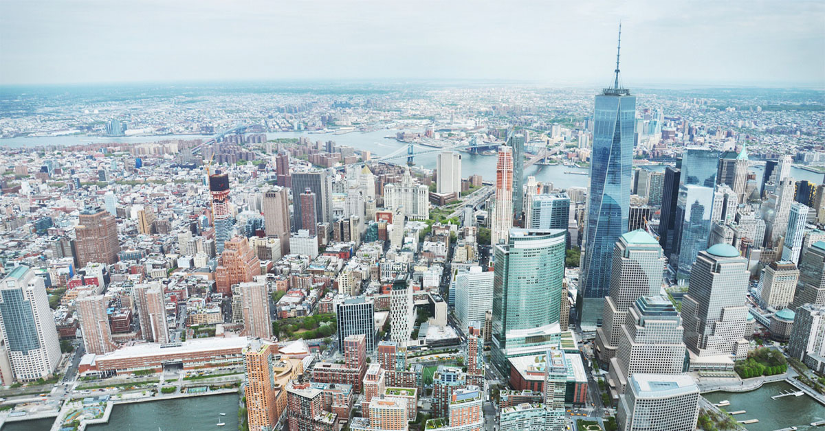 Aerial Photography Flight NYC Package