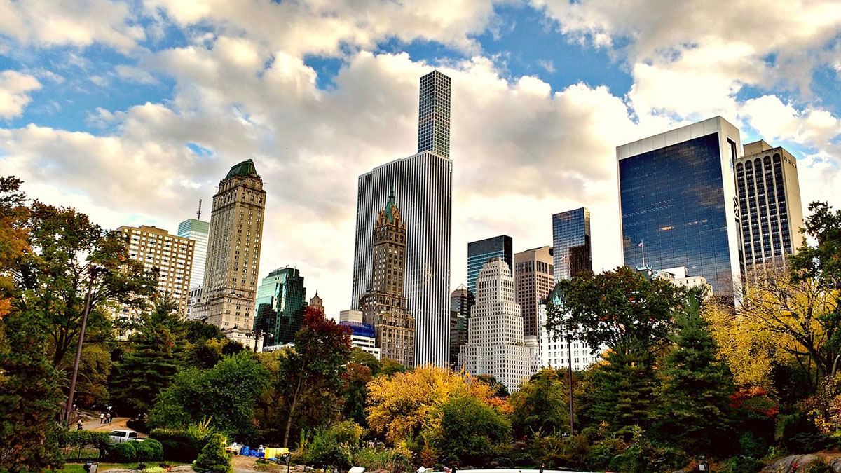 NYC Historical Walking Tours - Central Park