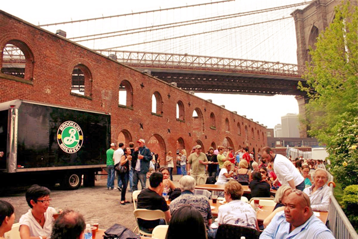 What to do on Sunday in New York City - Brooklyn Brewery